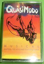 Victor Hugo: Quasimodo - Musical - Gastspiel der Münchner Schauspielbühne (MC)