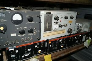 Over 60 Pieces Of Collins Aviation Radio, Instrument, Testing Equipment And More
