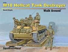 M18 Hellcat Walk Around, US Tank Destroyer (Squadron Signal 27029)