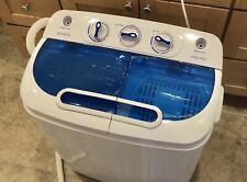 Rovsun Portable Washing Machine 13.4Lbs Capacity, Mini Washer & Dryer