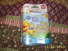 VTech VSmile Motion Disney Winnie the Pooh game NEW!
