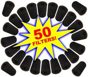 50 Pre-Filter Sponge Set for Fluval Edge Aquarium