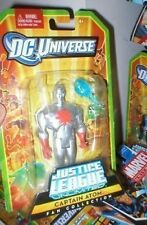 DC UNIVERSE CAPTAIN ATOM FIGURE MOC FREE SHIP
