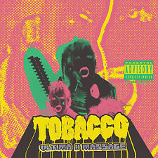 TOBACCO Ultima II Massage 2x YELLOW VINYL LP Record Black Moth Super Rainbow NEW