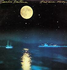 CARLOS SANTANA- HAVANA MOON + THE NILE SINGLE PROMO SPAIN 1983 EX-EX-