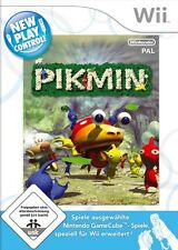 New Play Control Pikmin (Nintendo Wii, 2009) NEW AND SEALED PAL