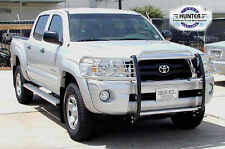 2005-2014 Toyota Tacoma Chrome push bar bumper Grill Guard in Stainless Steel