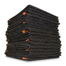 12-Pack 72X80 in. Padded Moving Blankets Extra Large Heavy Duty Machine Washable
