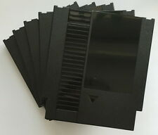 ES-1 UNIT Black color 72 Pins Game Cartridge Replacement Plastic Shell NEW/NUEVO