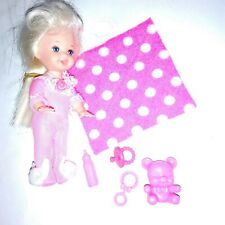 BARBIE  KELLY DOLL WITH ACCESSORIES