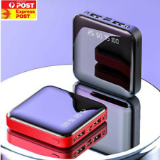 12000mAh Power Bank Type C Universal 2USB Charge Portable Battery Charger