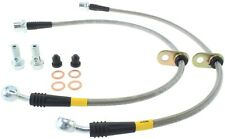 StopTech 950.44021 Stainless Steel Braided Brake Hose Kit