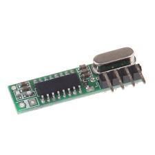 Superheterodyne 315Mhz Rf Wireless Receiver Module Support Ask / Ook