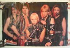 Judas Priest Poster Early Band Shot