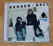 CD Michel BERGER / France GALL - Double jeu (NEUF)