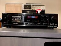 Beautiful Sony TC-RX50 ES Elevated Status Cassette Deck - Good Working Order