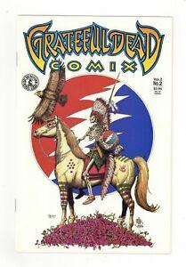 Grateful Dead Comix #2 FN+ 6.5 1994