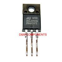 STP8NA50FI N-Channel Power MOS Transistor 500V, 4.5A, 0.85Ω