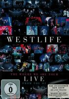 DVD - Westlife - The Where We Are Tour - Live From The O2