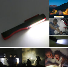 LED COB Recargable Luz de trabajo Imán Linterna con Gancho Plegable Linterna USB