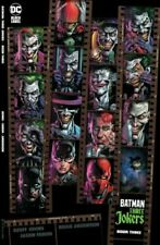 BATMAN THREE JOKERS #3 (OF 3) 1: 450 PREMIUM VAR ED 1st Print RECORDED DELIVERY