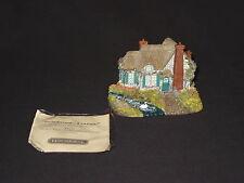 Kinkade Hawthorne Village ~ Swanbrooke Cottage ~ #78153 ~ Iob & Coa