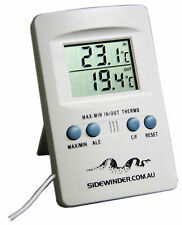 PORTABLE FRIDGE THERMOMETER FOR ENGEL, WAECO, PRIMUS, 12V CAR FRIDGE FROM ABR