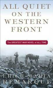 All Quiet on the Western Front - Mass Market Paperback - GOOD