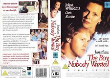Jonathan: The Boy Nobody Wanted Video Promo Sample Sleeve/Cover #14878