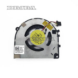 Laptop cpu cooling fan For Dell XPS 13 L322x Ultrabook 9333 008X6N 08X6N
