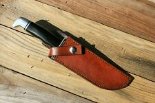 Leather Knife Sheath for Buck 119
