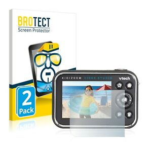 Schutzfolie Transparent für Vtech Kidizoom Video Studio HD Klar