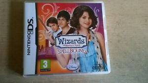 WIZARDS OF WAVERLY PLACE : SPELLBOUND - GIRL BOY DS GAME / LITE DSi 3DS COMPLETE