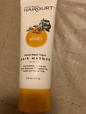 Project Beauty Hairgurt Intense Repair Yogurt Hair Masque -Almond Honey 4 oz