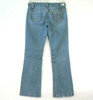 Aeropostale Jeans Hailey Skinny Flare Size 3/4 Womens (394)
