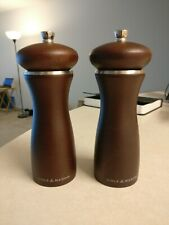 "COLE & MASON Salt Pepper Mill Grinder Set 6.5"" England"