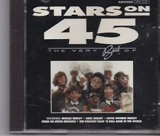 Stars On 45-The Very Best Of cd album
