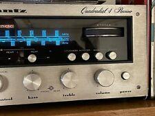 Sehr Seltener Marantz Model 4430 Receiver Quadradial 4 Mit Org. Papieren