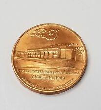 Bronze Medal United States Mint Philadelphia Department of the Treasury,