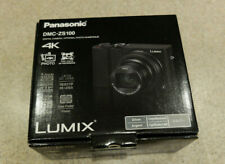 Panasonic LUMIX ZS100 20.1MP 4K Digital Camera (silver)