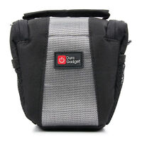 Case / Pouch with Extra Accessory Space for Sony HDR-AS50 Full HD Action Cam