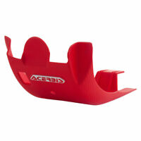 Acerbis MX Skid Plate RED for HONDA CRF250R 250RX 450R 2017-2019 2657600227