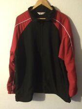 Game Gear elle va Veste Style Taille XL Léger Rouge & Noir < R6896