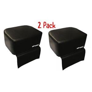 X2 Hair Tools Childrens/Kids Salon Hair Barbering Cushion Booster Seat Black