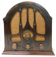 1933 GE K43 Tabletop Tombstone Radio