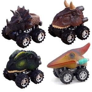 Animal Children Gift Toy Dinosaur Model Mini Toy Car Gift Pull Back Cars Toys