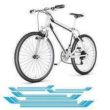 Fahrradaufkleber Strefen Dekor Universal MTB Rennrad *TOP* style4Bike