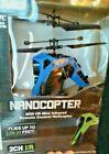 FIVE BELOW - NANOCOPTER 2CH I/R MINI REMOTE CONTROL HELICPOTER - BLUE / BLACK