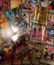 Dragon Ball Super Card Game 50 Card Lot