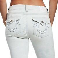 True Religion Women's Jennie Curvy Ankle Skinny Fit Stretch Jeans